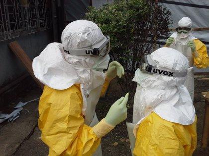 La OMS envía material para combatir el ébola en República Democrática del Congo