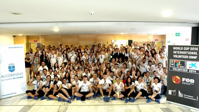 Miembros del World Cup 2014