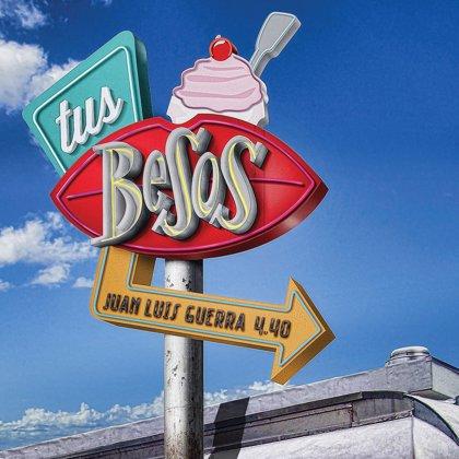 Juan Luis Guerra estrena a nivel internacional su nuevo single 'Tus Besos'