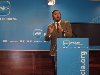 """PP asegura que regeneración Portmán contará con garantías ambientales y económicas """"necesarias"""""""