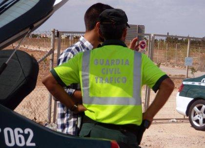Guardia Civil detiene a 16 personas por conducir bajo la influencia del alcohol o las drogas