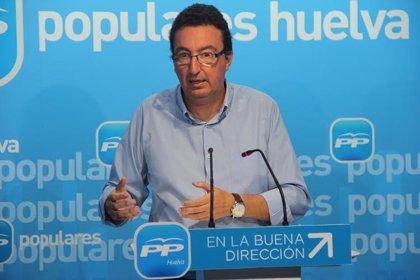 El PP exige al PSOE explicaciones sobre la supuesta implicación de Fernández en la trama de cursos de formación