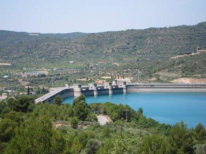 Los embalses del Ebro están al 70,3% de su capacidad