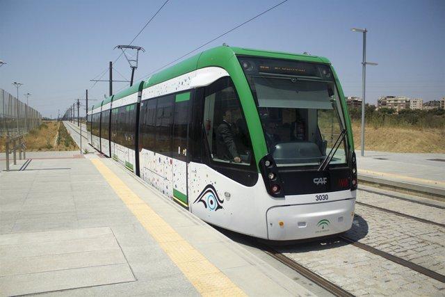Metro de Málaga (en inauguración 30 julio 2014)