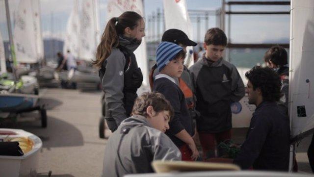 Imagen del documental 'De donde viene el viento'