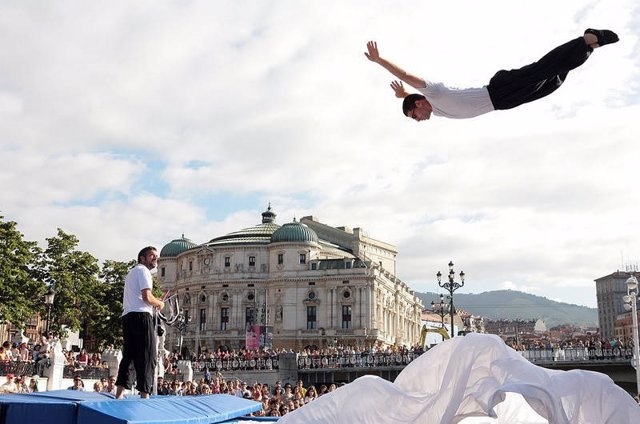 Vuelve a Navarra el festival 'Más Difícil todavía'.