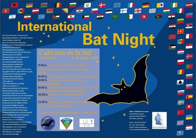 Noche Internacional de los Murciélagos