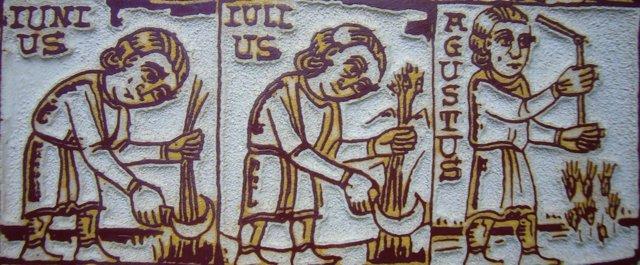 Campesinos de la Baja Edad Media