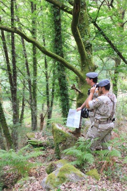 Militares llevan recorridos casi 200.000 kilómetros en apoyo a la prevención de incendios forestales en Galicia