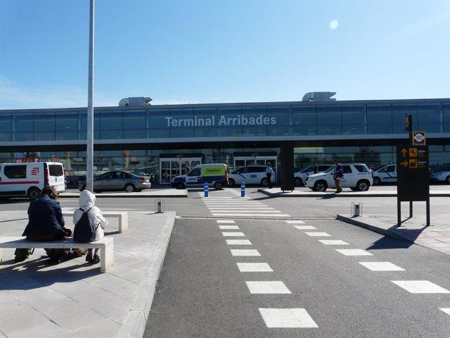 Aeropuerto De Reus (Archivo)
