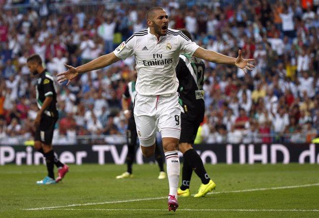 Real Madrid Benzema Córdoba