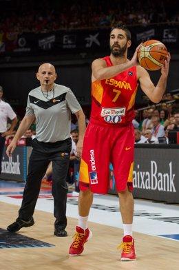 Juan Carlos Navarro España selección española