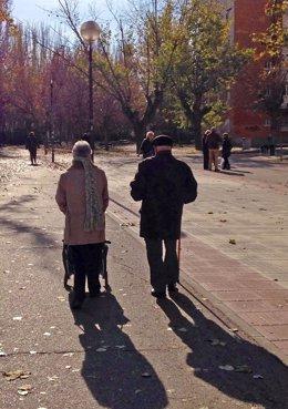 Recurso de ancianos, vejez