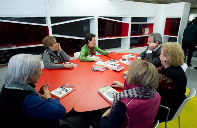 Mayores participantes en los programas de La Caixa