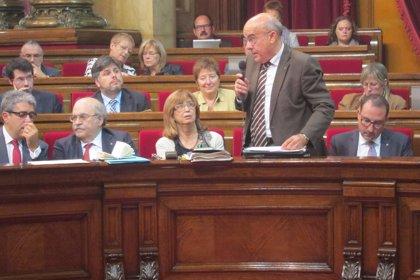 Boi Ruiz comparecerá en el Parlament la próxima semana por los recortes en urgencias