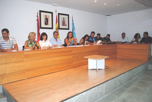 Junta de Seguridad Local en Valdemorillo