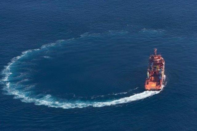 Rescate De Seis Ocupantes De Una Patera Por Salvamento Marítimo