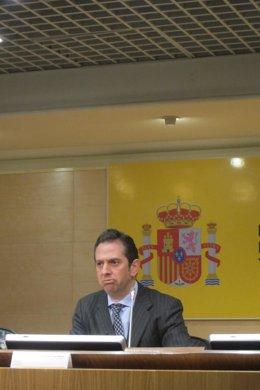 El secretario de Estado del Tesoro, Ínigo Fernández de Mesa