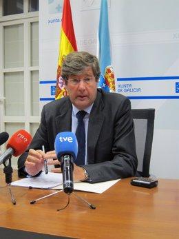 El presidente del Consello Galego da Competencia, Francisco Hernández
