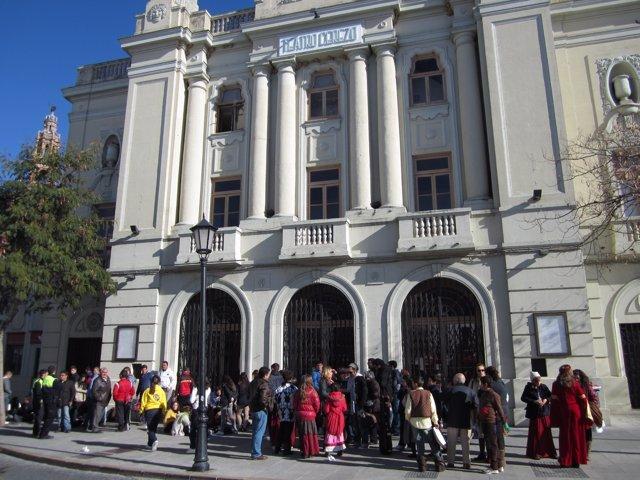 Teatro de El Cerezo.