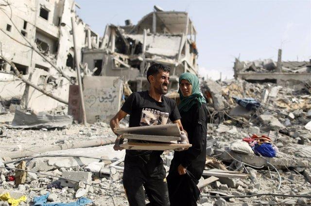Tregua de 72 horas en la Franja de Gaza