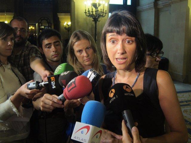 Núria Parlon (PSC)