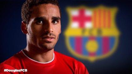 El Barça anuncia el fichaje de Douglas