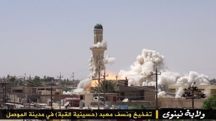 El Estado Islámico ejecuta y crucifica a cuatro personas en la provincia de Deir Ezzor