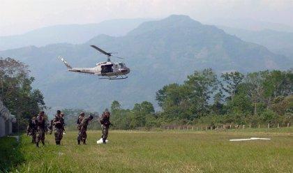 La Policía peruana incauta al menos 3,3 toneladas de cocaína