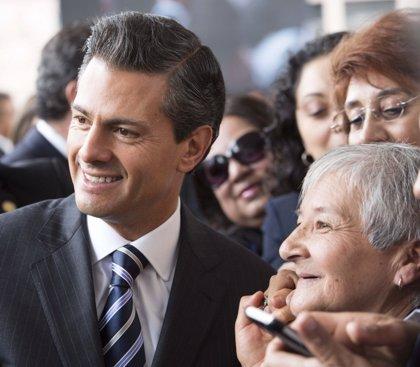 """México/EEUU.- Peña Nieto agradece las medidas """"amigables"""" de California a favor de la población inmigrante"""