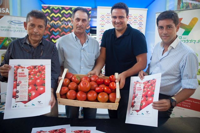 Presentación de la jornada 'Toma tomate'