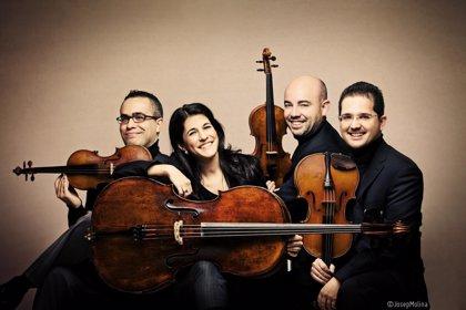 CANTABRIA.-FIS.- El Cuarteto Quiroga cierra hoy con Mozart el Ciclo de Cámara y Música Antigua