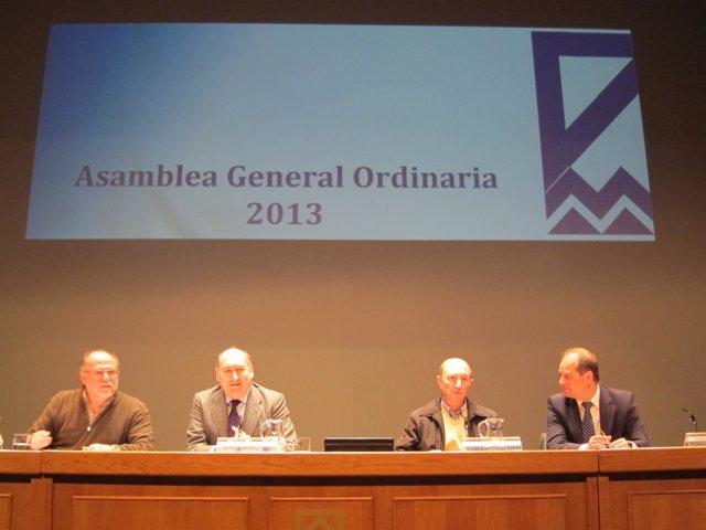 Asamblea de Caja Cantabria