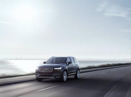Volvo desvela el nuevo XC90, que se podrá solicitar desde noviembre en España