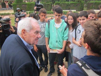 """Ernest Maragall (NECat) pide un Govern """"transversal"""" hasta el 9N"""