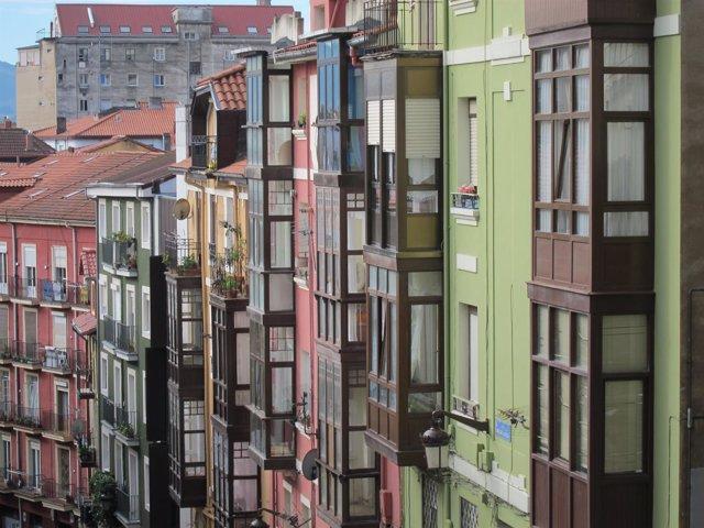 Viviendas en Santander
