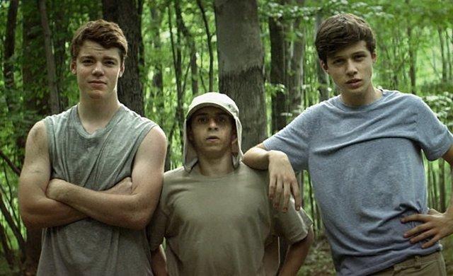 Película The Kings of Summer
