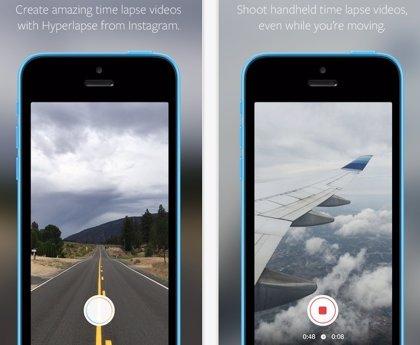 Instagram lanza para iPhone una app para hacer vídeos en time-lapse