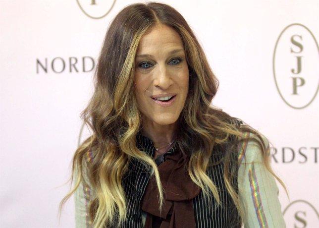 Sarah jessica parker firma de zapatos