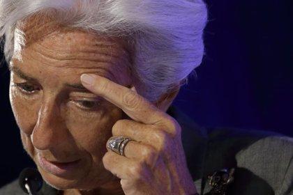 Lagarde, bajo investigación por negligencia en un caso de fraude político en Francia