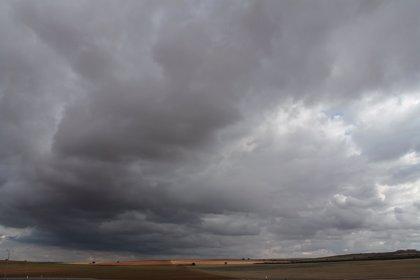 Activada la alerta amarilla por tormentas en la provincia de Teruel