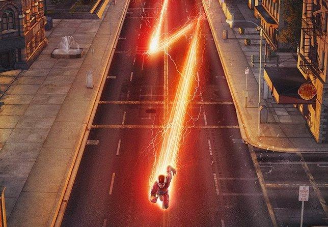 Póster de The Flash