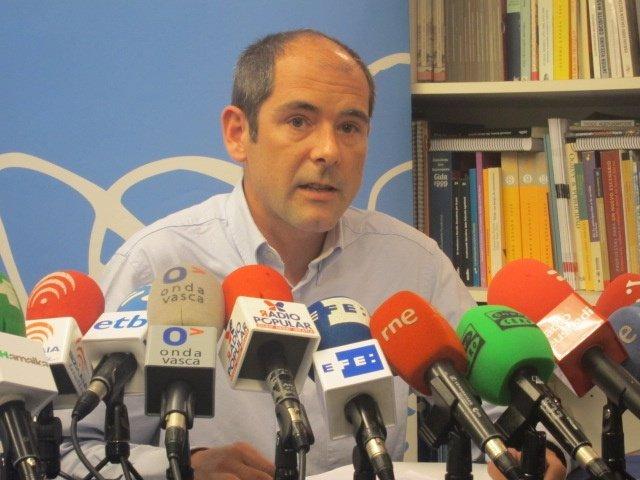 Paúl Ríos, coordinador de Lokarri