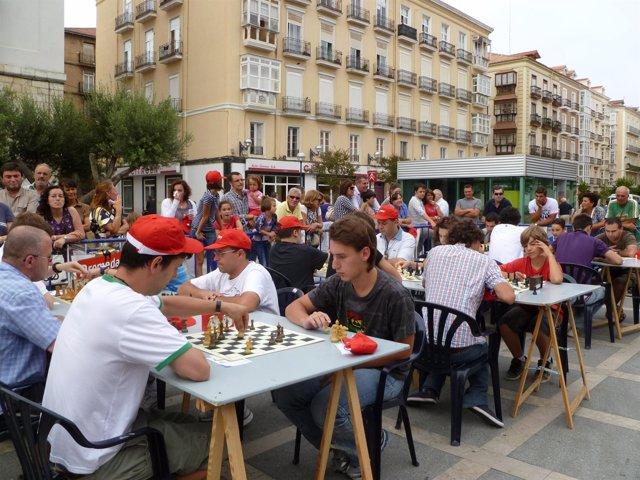 Torneo ajedrez UGT
