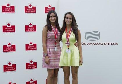 CANTABRIA.-Dos estudiantes cántabras cursarán 1º de Bachillerato en Canadá con una beca de la Fundación Amancio Ortega