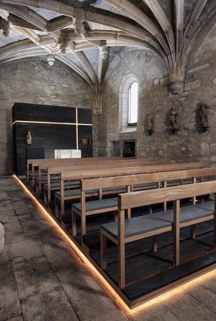 La iglesia de San Martín de Castañeda (Zamora) acoge el domingo un concierto de música medieval