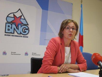 """El BNG pide a la Xunta que """"restituya"""" las prestaciones de dependencia"""