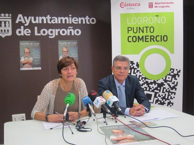 Pilar Montes y Florencio Nicolás presentan la nueva campaña