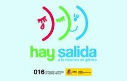 Campaña 'Hay salida' contra la violencia de género