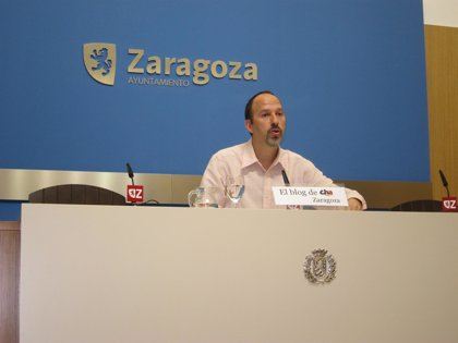 CHA aplaude el inicio de la remodelación del campo de fútbol del nuevo Fleta y pide celeridad en Casetas